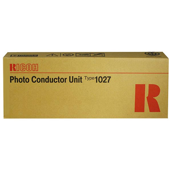 Ricoh 411018 Drum/Developer Unit (Type 1027) - Technology Inks Pro, LLC.