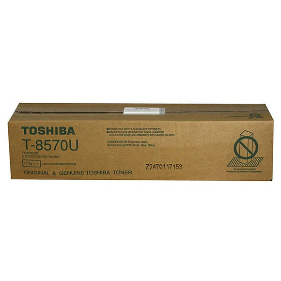 Toshiba T8570U Toner Cartridge (73,900 Yield)