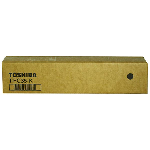 Toshiba TFC35K Black Toner Cartridge (24,000 Yield)