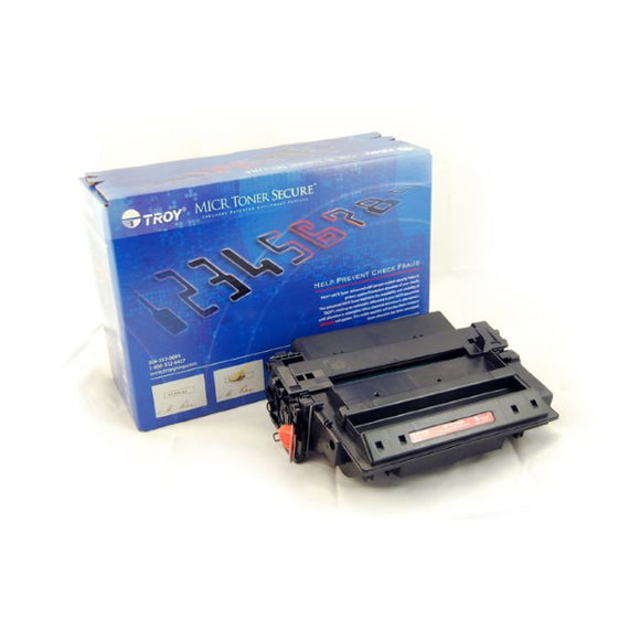 TROY 02-81134-001 High Yield MICR Toner Secure Cartridge (12,000 Yield)
