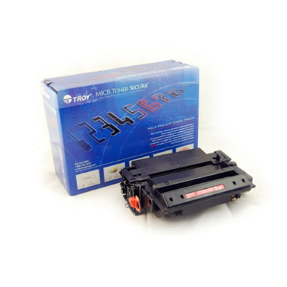 TROY 02-81200-001 High Yield MICR Toner Secure Cartridge (13,000 Yield)
