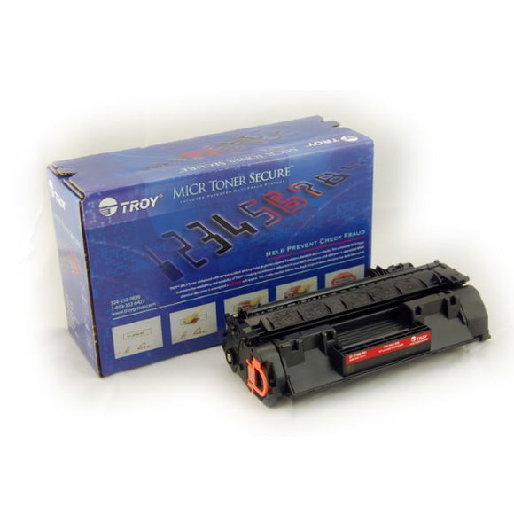 TROY 02-81500-001 MICR Toner Secure Cartridge (2,300 Yield)