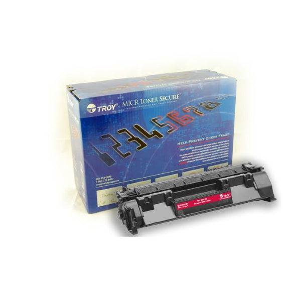 TROY 02-81550-001 MICR Toner Secure Cartridge (2,700 Yield)