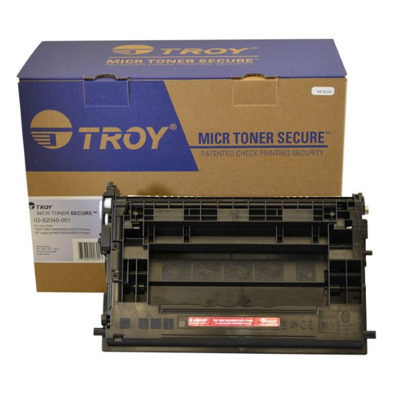 TROY 02-82040-001 MICR Toner Secure Cartridge (11,000 Yield)