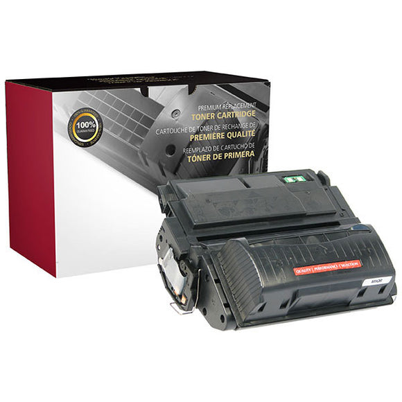 Clover Imaging Group 113636P Remanufactured High Yield MICR Toner Cartridge (Alternative for HP Q5942X 42X 02-81136-001) (20,000 Yield) - Technology Inks Pro, LLC.