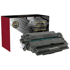 Clover Imaging Group 114849P Remanufactured Toner Cartridge (Alternative for HP Q7516A 16A) (12,000 Yield) - Technology Inks Pro, LLC.