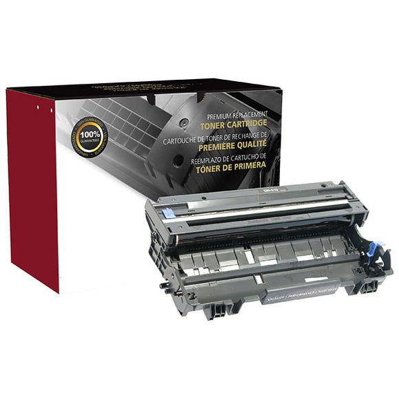 Clover Imaging Group 115314P Remanufactured Imaging Drum (Alternative for Brother DR510) (20,000 Yield) - Technology Inks Pro, LLC.