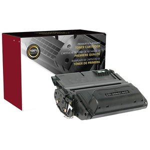 Clover Imaging Group 200002P Remanufactured Toner Cartridge (Alternative for HP Q1338A 38A) (12,000 Yield) - Technology Inks Pro, LLC.