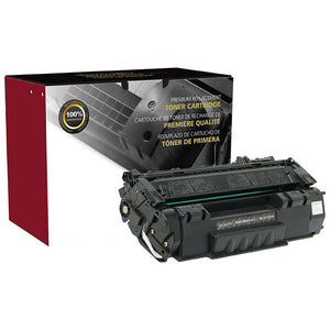 Clover Imaging Group 200008P Remanufactured Toner Cartridge (Alternative for HP Q5949A 49A) (2,500 Yield) - Technology Inks Pro, LLC.