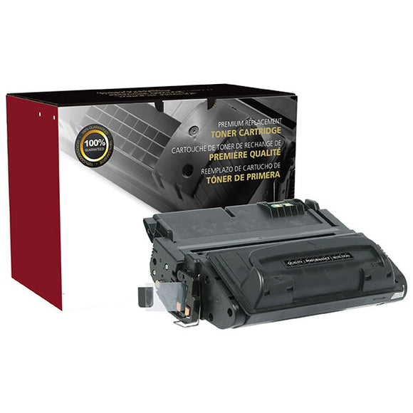 Clover Imaging Group 200041P Remanufactured Toner Cartridge (Alternative for HP Q5942A 42A) (10,000 Yield) - Technology Inks Pro, LLC.
