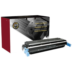 Clover Imaging Group 200059P Remanufactured Black Toner Cartridge (Alternative for HP C9730A 645A) (13,000 Yield) - Technology Inks Pro, LLC.
