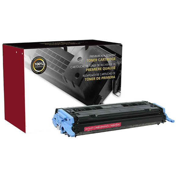 Clover Imaging Group 200075P Remanufactured Magenta Toner Cartridge (Alternative for HP Q6003A 124A) (2,000 Yield) - Technology Inks Pro, LLC.