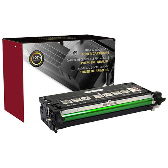 Clover Imaging Group 200115P Remanufactured High Yield Black Toner Cartridge (Alternative for  310-8395 XG721 310-8396 XG725) (8,000 Yield) - Technology Inks Pro, LLC.