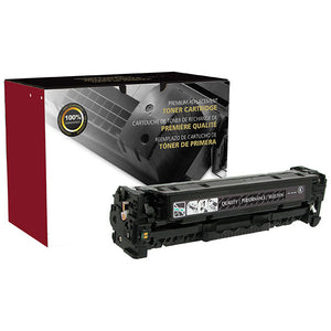 Clover Imaging Group 200127P Remanufactured Black Toner Cartridge (Alternative for HP CC530A 304A) (3,500 Yield) - Technology Inks Pro, LLC.