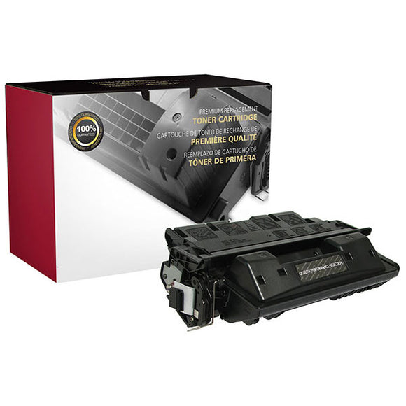 Clover Imaging Group 200160P Remanufactured Extended Yield Toner Cartridge (Alternative for HP C8061X 61X) (15,000 Yield) - Technology Inks Pro, LLC.