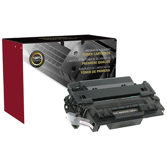 Clover Imaging Group 200179P Remanufactured Toner Cartridge (Alternative for HP CE255A 55A  3481B003 324) (6,000 Yield) - Technology Inks Pro, LLC.