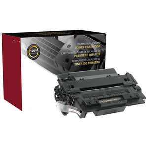 Clover Imaging Group 200180P Remanufactured High Yield Toner Cartridge (Alternative for HP CE255X 55X  3482B013 324 II) (12,500 Yield) - Technology Inks Pro, LLC.
