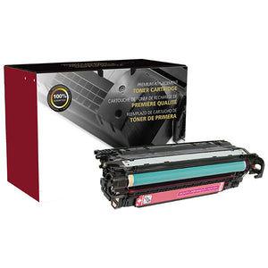 Clover Imaging Group 200201P Remanufactured Magenta Toner Cartridge (Alternative for HP CE253A 504A) (7,000 Yield) - Technology Inks Pro, LLC.