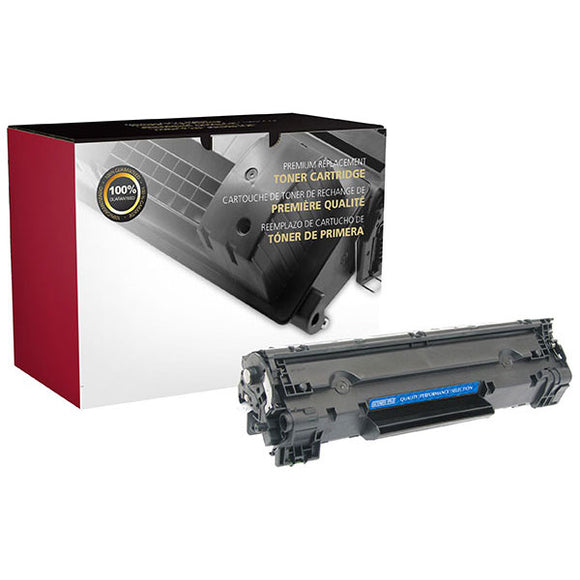 Clover Imaging Group 200249P Remanufactured Extended Yield Toner Cartridge (Alternative for HP CE278A 78A) (3,000 Yield) - Technology Inks Pro, LLC.
