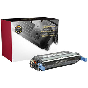 Clover Imaging Group 200310P Remanufactured Black Toner Cartridge (Alternative for HP Q6460A 644A) (12,000 Yield) - Technology Inks Pro, LLC.
