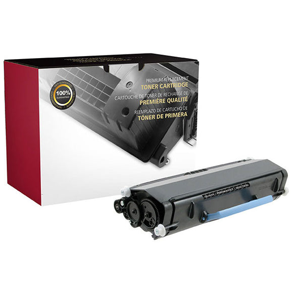 Clover Imaging Group 200512P Remanufactured High Yield Toner Cartridge (Alternative for  330-5206 P982R 330-5209 P981R) (14,000 Yield) (Lexmark Compliant) - Technology Inks Pro, LLC.
