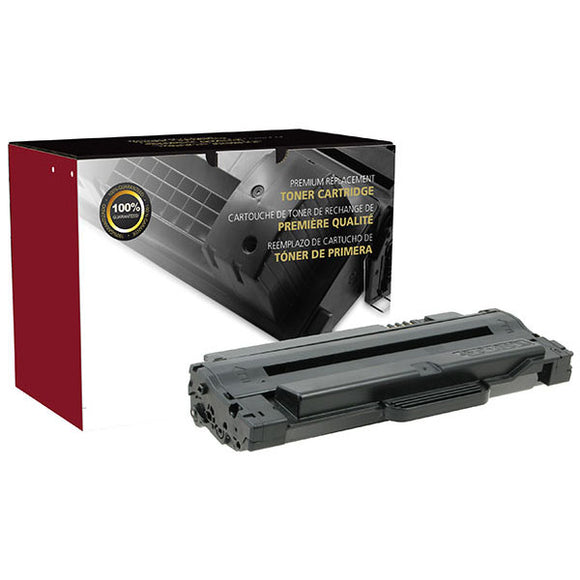 Clover Imaging Group 200523P Remanufactured High Yield Toner Cartridge (Alternative for Samsung MLT-D105L MLT-D105S) (2,500 Yield) - Technology Inks Pro, LLC.
