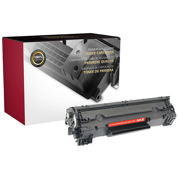 Clover Imaging Group 200542P Remanufactured MICR Toner Cartridge (Alternative for HP CE278A 78A) (2,100 Yield) - Technology Inks Pro, LLC.