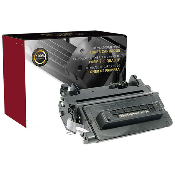 Clover Imaging Group 200553P Remanufactured Toner Cartridge (Alternative for HP CE390A 90A) (10,000 Yield) - Technology Inks Pro, LLC.