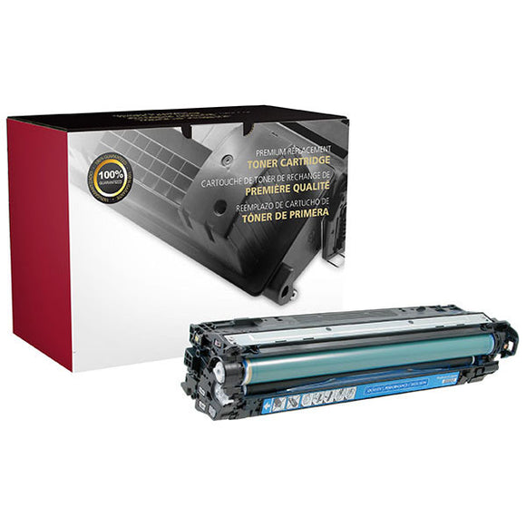 Clover Imaging Group 200570P Remanufactured Cyan Toner Cartridge (Alternative for HP CE741A 307A) (7,300 Yield) - Technology Inks Pro, LLC.