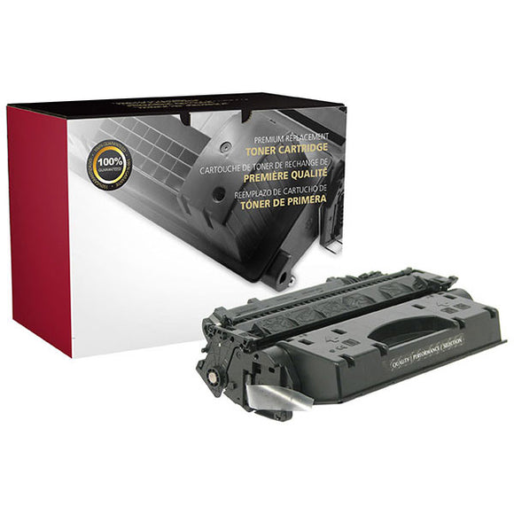 Clover Imaging Group 200577P Remanufactured Extended Yield Toner Cartridge (Alternative for HP CF280X 80X) (10,000 Yield) - Technology Inks Pro, LLC.