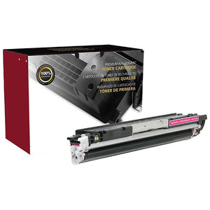 Clover Imaging Group 200580P Remanufactured Magenta Toner Cartridge (Alternative for HP CE313A 126A) (1,000 Yield) - Technology Inks Pro, LLC.