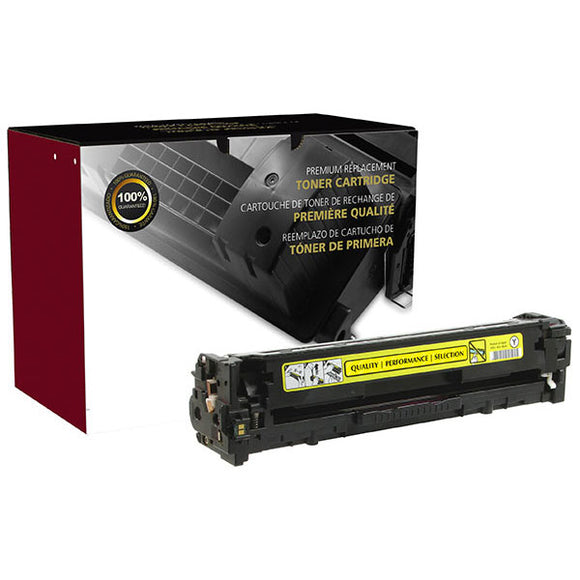 Clover Imaging Group 200620P Remanufactured Yellow Toner Cartridge (Alternative for HP CF212A 131A  6269B001AA 131) (1,800 Yield) - Technology Inks Pro, LLC.