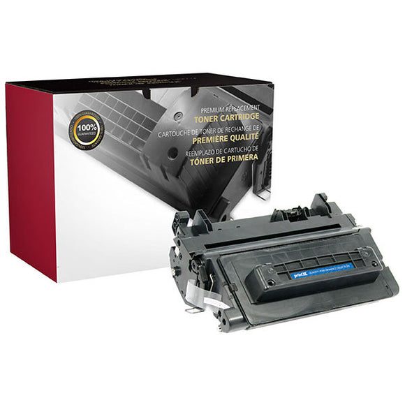 Clover Imaging Group 200621P Remanufactured Extended Yield Toner Cartridge (Alternative for HP CE390A 90A) (18,000 Yield) - Technology Inks Pro, LLC.