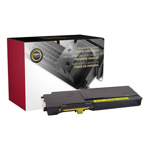 Clover Imaging Group 200738P Remanufactured High Yield Yellow Toner Cartridge (Alternative for  331-8430 MD8G4 331-8426 RGJCW) (9,000 Yield) - Technology Inks Pro, LLC.