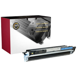 Clover Imaging Group 200753P Remanufactured Cyan Toner Cartridge (Alternative for HP CF351A 130A) (1,000 Yield) - Technology Inks Pro, LLC.