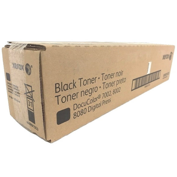 Xerox 006R01553 Black Toner Cartridge (25,000 Yield)