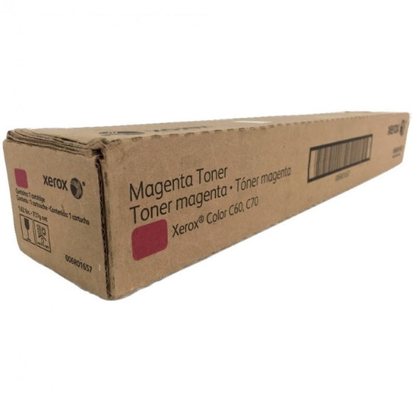 Xerox 006R01657 Magenta Toner Cartridge (34,000 Yield)