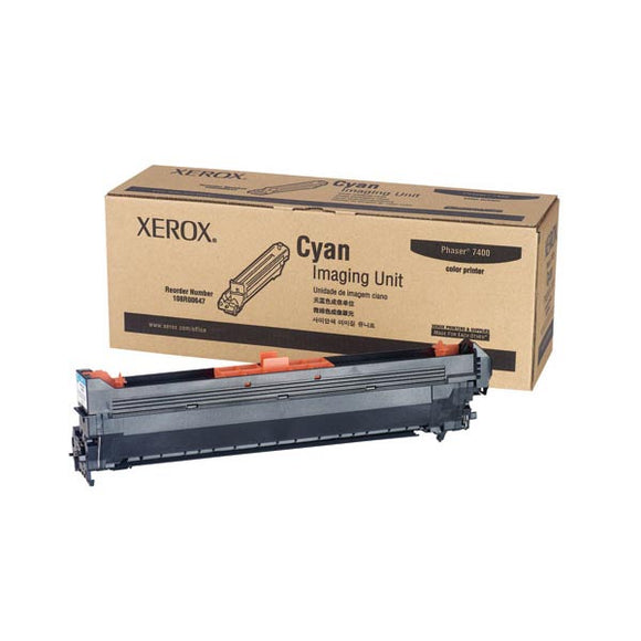 Xerox 108R00647 Cyan Imaging Unit (30,000 Yield) - Technology Inks Pro, LLC.