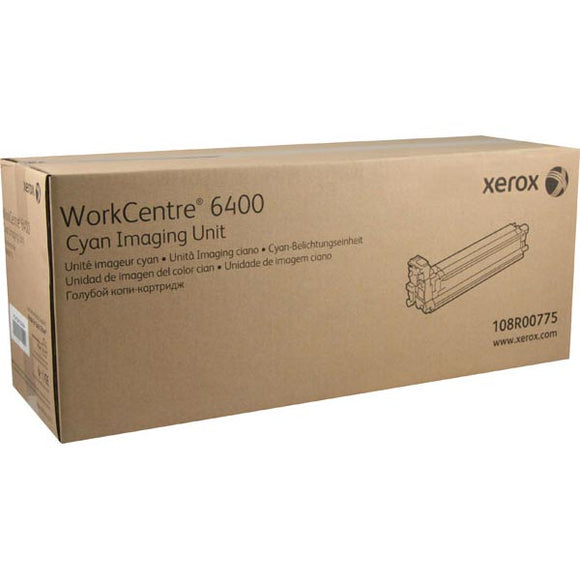 Xerox 108R00775 Cyan Imaging Unit (30,000 Yield) - Technology Inks Pro, LLC.