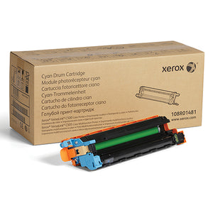 Xerox 108R01481 Cyan Drum Cartridge (40,000 Yield) - Technology Inks Pro, LLC.