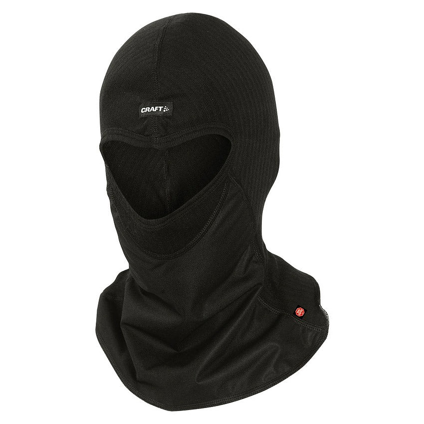 Craft-Activa-Windstopper-Protector-Facial-Pasamontanas-Negro-Ciclismo-Invierno