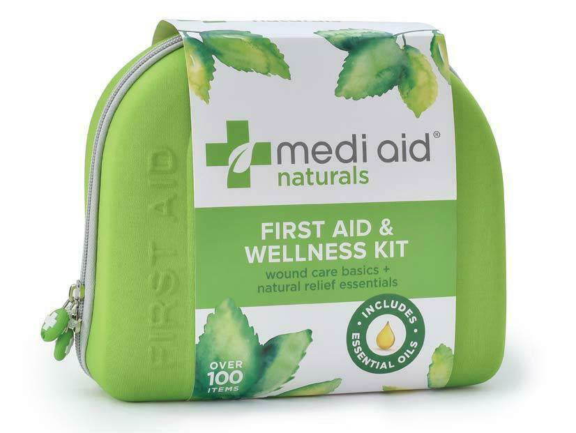 Mediaid-Health-and-Wellness-Kit-First-Aid-natural-Wound-Care-Bandaid-Bandage