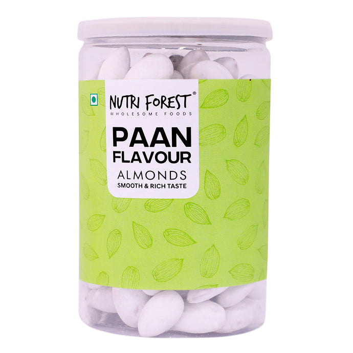 Paan Flavour Almonds