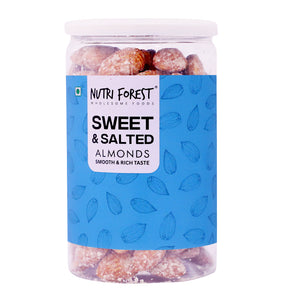 Sweet & Salted Almonds
