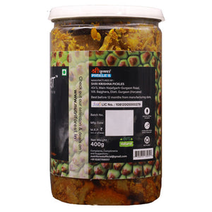 jackfruit pickle label