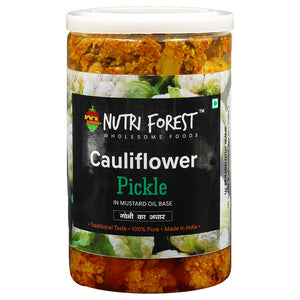 Cauliflower Pickle
