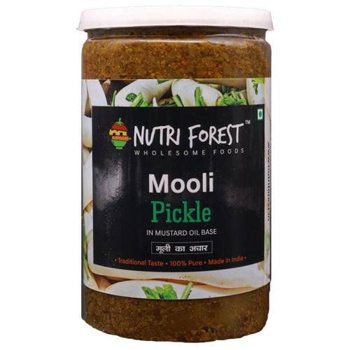 Nutri Forest Radish Pickle - Nutri Forest