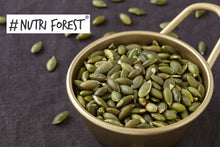 Load image into Gallery viewer, nutri forest pumpkin seeds in bowl