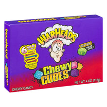 Load image into Gallery viewer, warheads cubes box