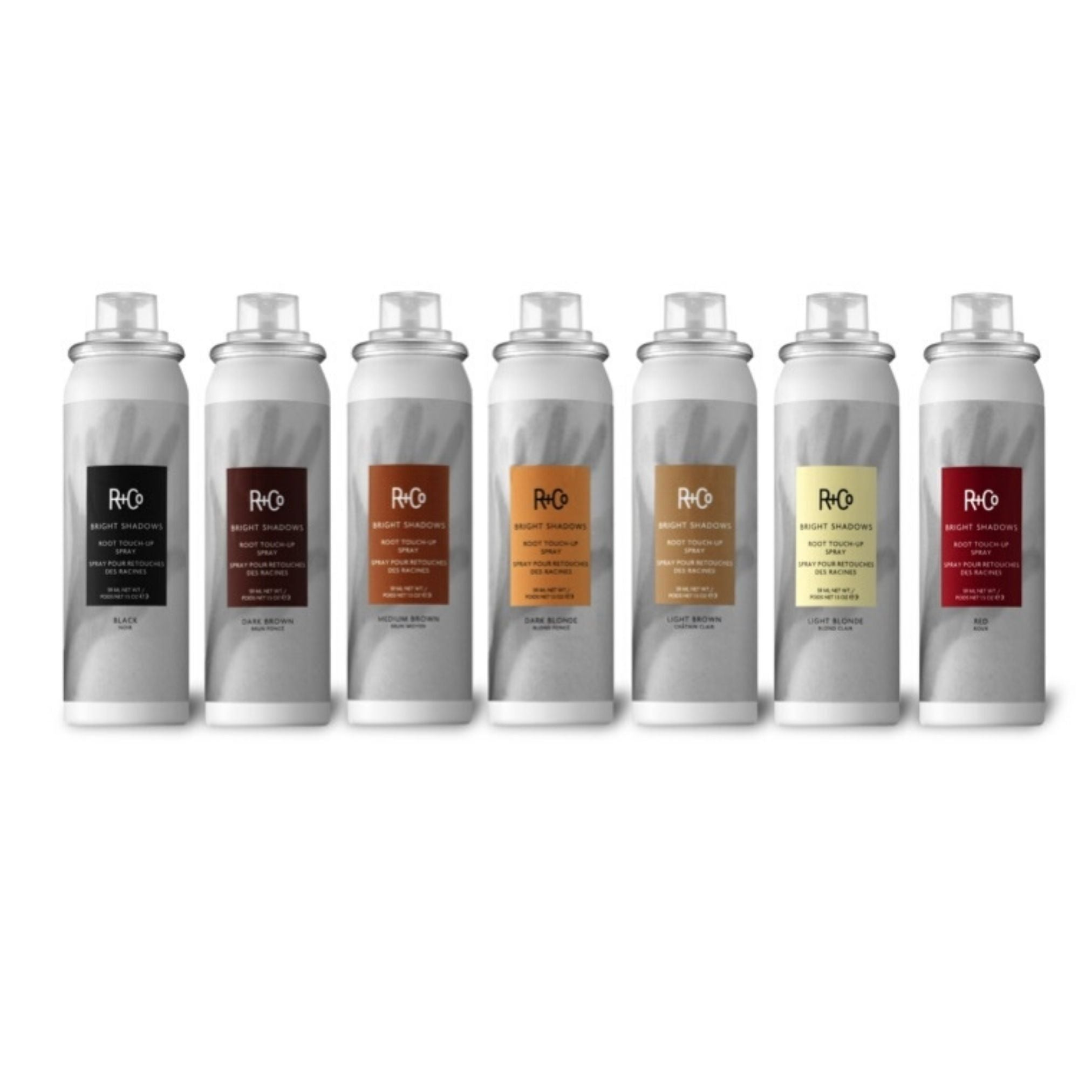 R&Co Coloured Root Spray